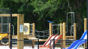 Carillon Lakes playground