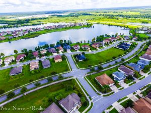 Villages at Bridgewater Community Aerial Photos