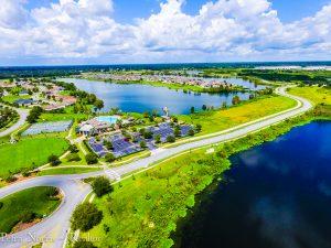 Bridgewater Community Aerial Photos