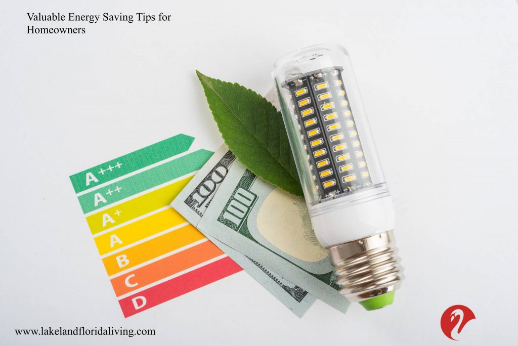Valuable Energy Saving Tips for Homeowners