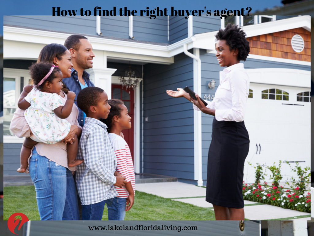 Hire a buyer's agent to buy a home! Don't buy from a listing agent