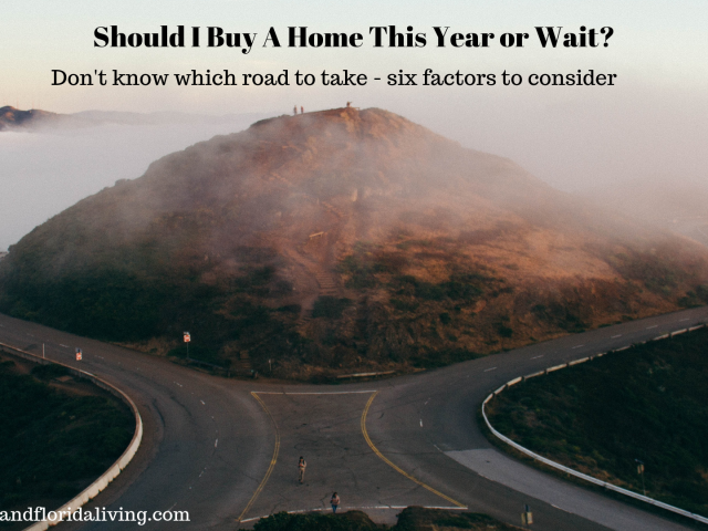 buying a home six factors to consider